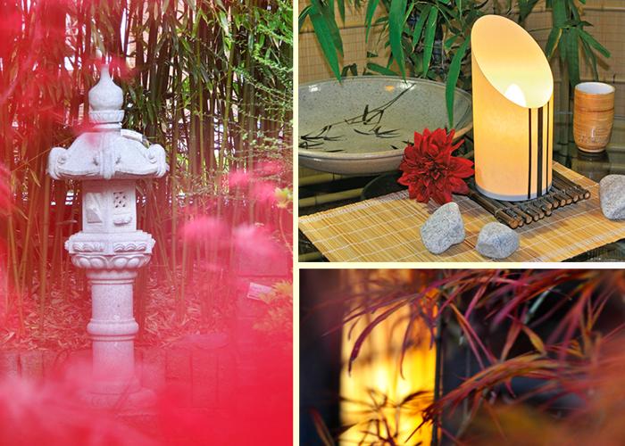 Licht in Haus und Garten