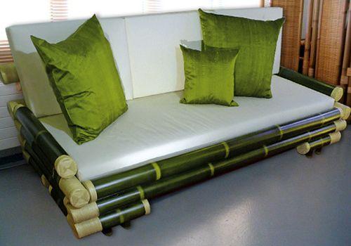 Lebak Sofa / Einzelbett - Ausstellungsstück