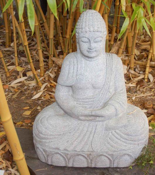 Weiblicher Buddha, Granit