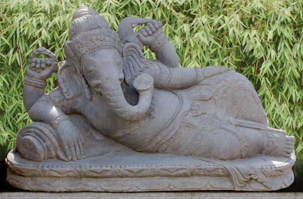 liegender Ganesha, 115 x 50 x 75 cm