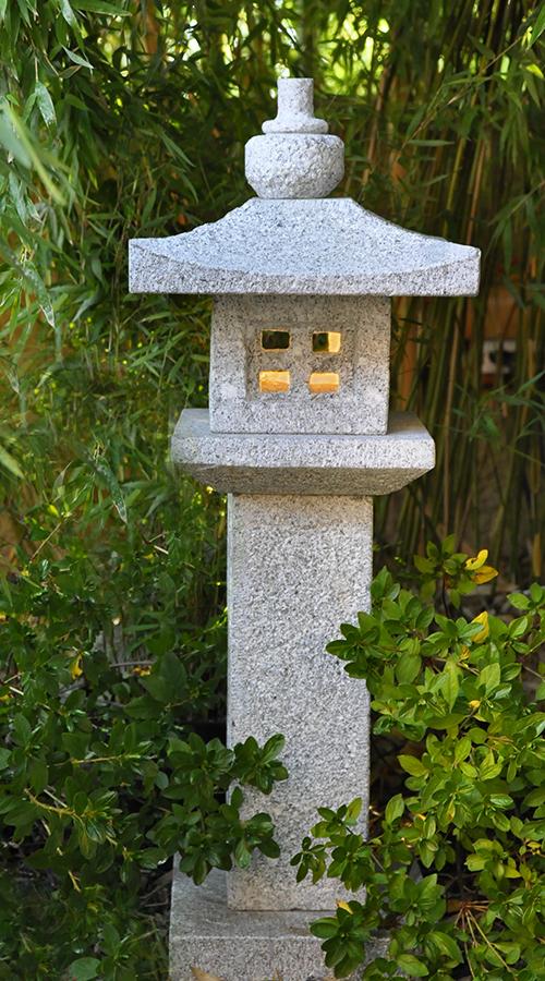steinlaterne katsura japanische steinlaternen. Black Bedroom Furniture Sets. Home Design Ideas