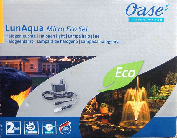 Lunaqua Micro Eco Set