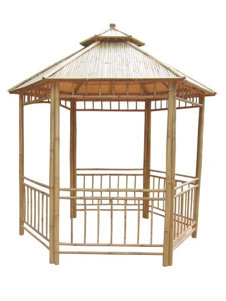 Bambuspavillon
