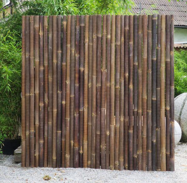 Bambus Rollzaun Wulung