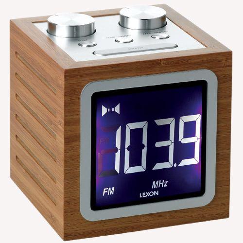 LEXON Design LCD Radiowecker