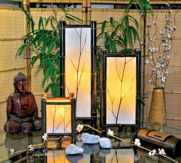 Shuji, Tischlampe