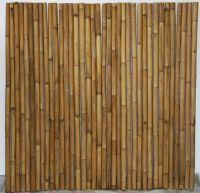 Bambus Rollzaun Apus Zäune Aus Trop Bambus Bambuszäune Bambus