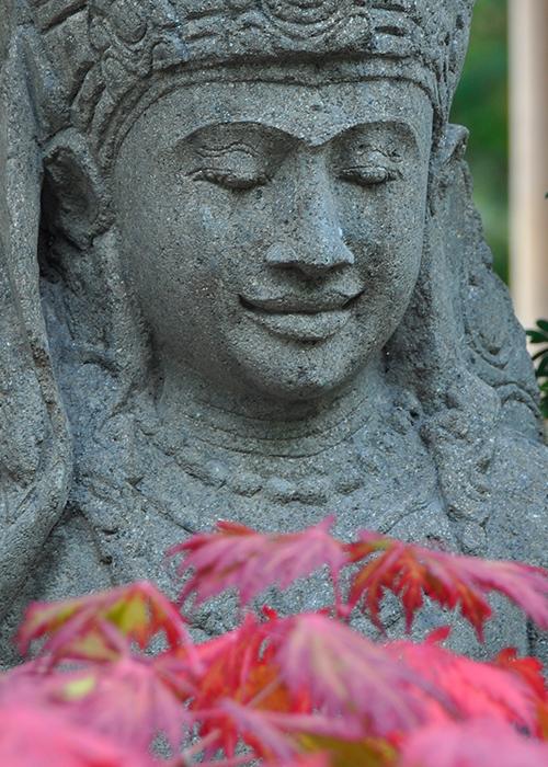 Figuren, Skulpturen, Gartendeko
