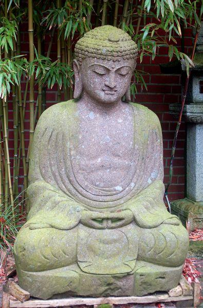Japanischer Buddha 'Daibutsu'