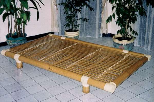 Bambus Liege Lattenrost Ausstellungsstück Betten Und
