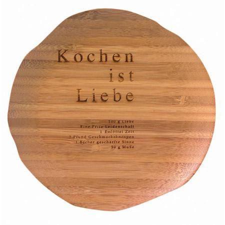 """Variante: """"Kochen ist Liebe"""""""