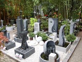Mehr als 100 verschiedene Formen und Größen von Sprudelsteinen warten aufSie