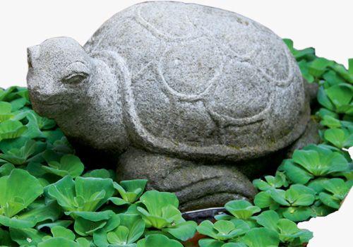 Schildkröte aus Lavastein