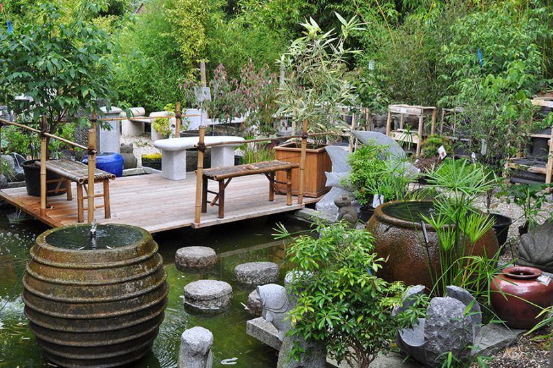 Wasser Im Garten : Wasser im garten bambus kultur