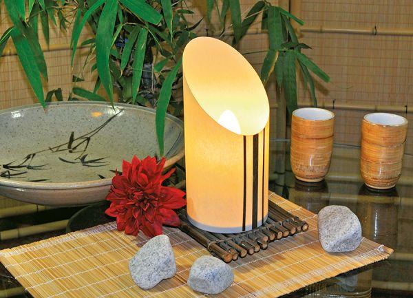 Okikuda, Tischlampe