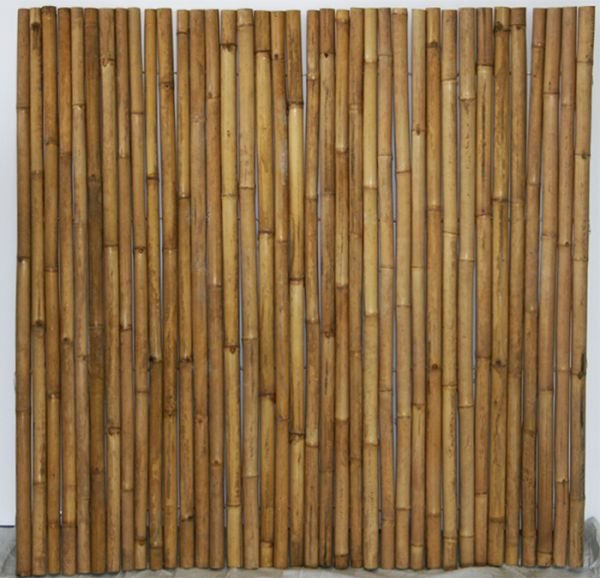 Bambus-Rollzaun Aous